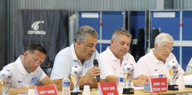 Retour sur l'assemblée générale du RCF