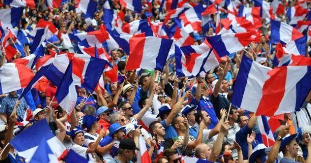 Fan Zone pour la finale France/Croatie