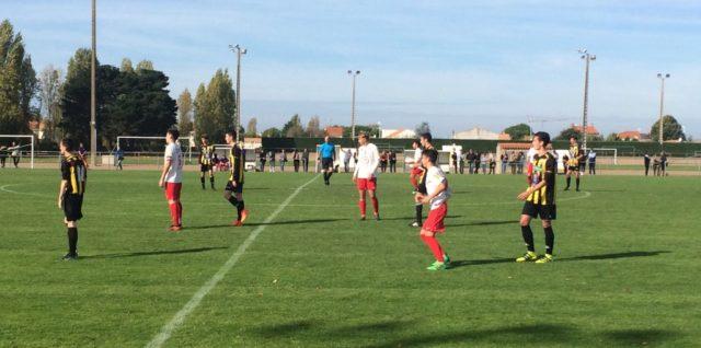 Les U19 du Racing s'imposent en Vendée