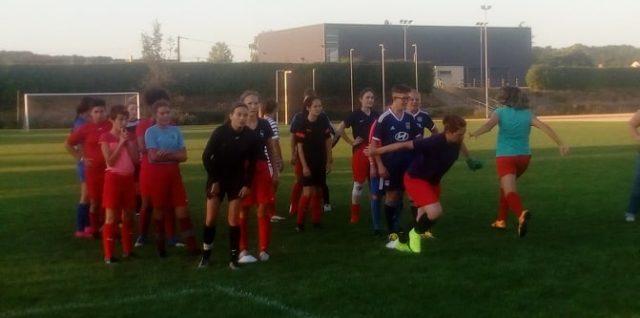 Les filles en Coupe de France